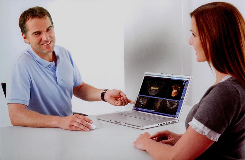 КЛКТ диагностика - правильный подход к комплексному стоматологическому лечению.