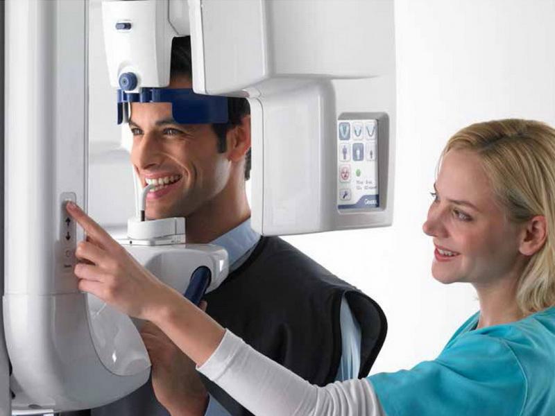 Компьютерная томография при лечении сложных зубов