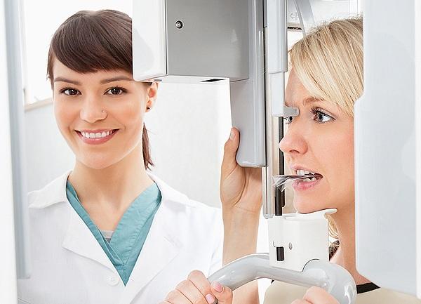 КТ зубов при множественном кариесе