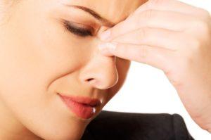 КЛКТ при диагностике причин гайморита